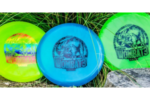 Collection of Innova Wombat3s with VTech design