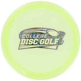 College Disc Golf Flat Top Champion Firebird