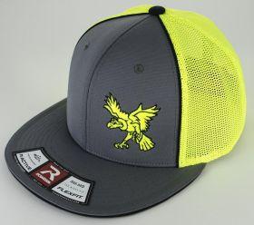 Roc Fitted Flat Bill Hat
