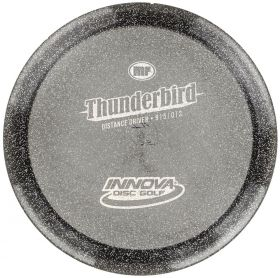 Black Metal Flake Champion Thunderbird