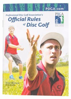2018 PDGA Rulebook & Competition Manual