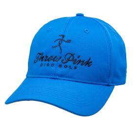 Throw Pink Performance Adjustable Hat