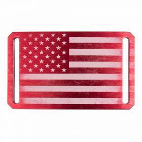 Grip6 American Flag Buckle