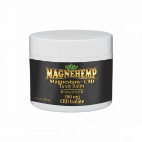MagneHemp Balm 2 oz