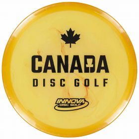 Canada Disc Golf Luster Champion Roc3
