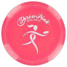 Throw Pink Star Shryke (Ribbon Lady)