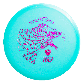 Eagle McMahon Color Glow C-Line MD3 (Crowned Eagle)