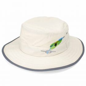 Feather Safari Hat