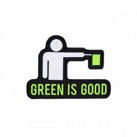 USDGC Green Is Good Patch
