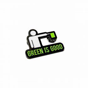 USDGC Green Is Good Pin