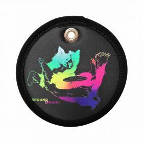 GroundBound Knee Pad - Rainbow Dog