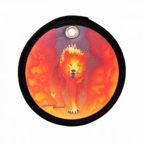 GroundBound Knee Pad - Fire Wolf
