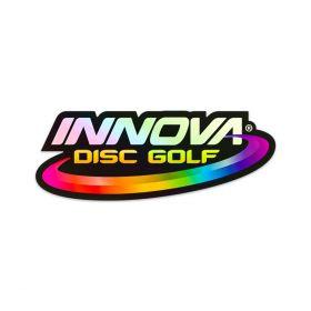 Innova Holographic Rainbow Sticker