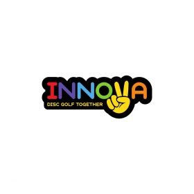 Innova Peace Sticker