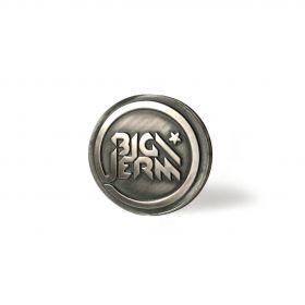 Big Jerm Logo Disc Golf Hat Magnet