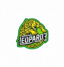 Leopard3 Bag Patch