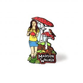 Madison Walker Series 1 Disc Golf Pin