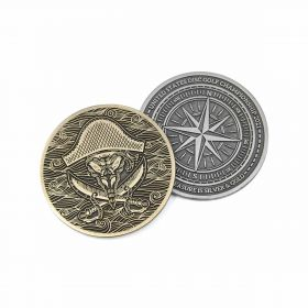 USDGC Pirate Roc Commemorative Coin