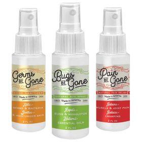 Relief on the Go Spray Bundle