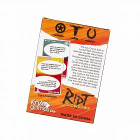 Ript Showdown Card Game