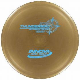 Shimmer Star Thunderbird w/ Stock Stamp