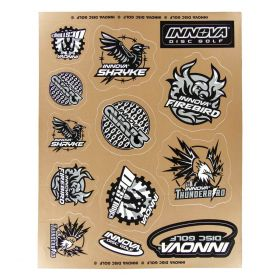 Icon Sticker Sheet