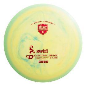 Swirly S-Line CD3