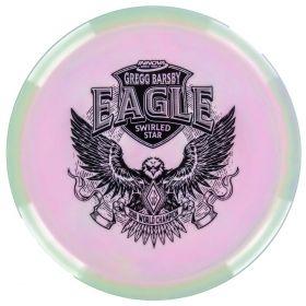 Gregg Barsby Swirly Star Eagle