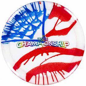 """USDGC """"The Championship"""" I-Dye Champion Destroyer"""