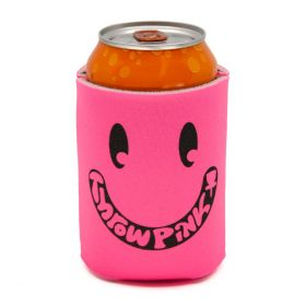 Throw Pink Can Hugger