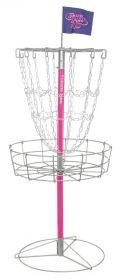 Throw Pink Discmania Lite Pro Target