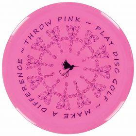 Throw Pink Mandala Star Leopard