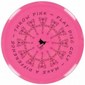Throw Pink Mandala Star Mirage