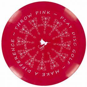 Throw Pink Mandala Star Mamba