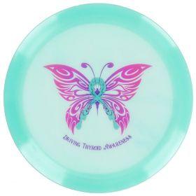 Thyroid Awareness Color Glow Champion Shryke