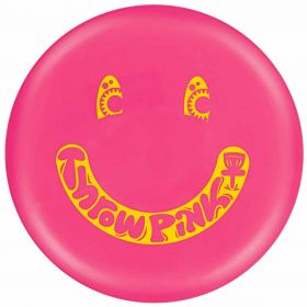 Throw Pink DX Aviar Putter (Smiley)