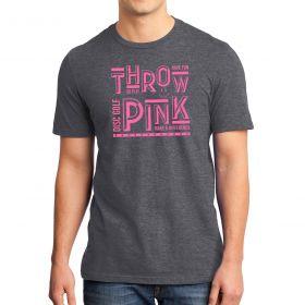 Throw Pink Jumble Tee