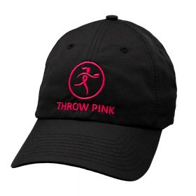 Throw Pink Relaxed Fit Lite Hat