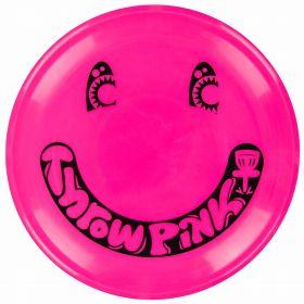 Throw Pink Makani - Smiley