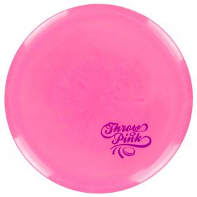 Throw Pink Star Leopard - Mini Bubblegum