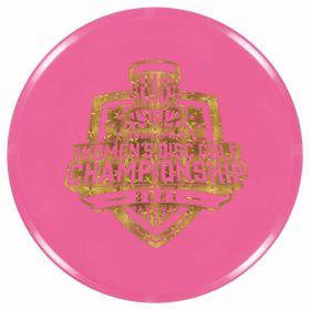 Throw Pink WDGC Star Invader