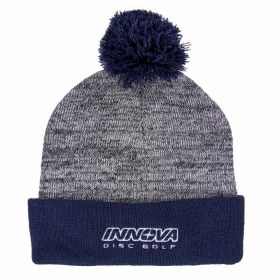 Unity Heather Pom Beanie