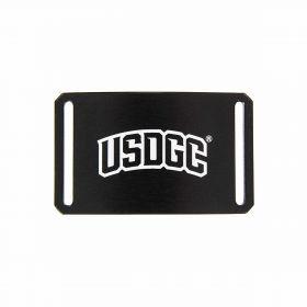 USDGC Grip6 Buckle
