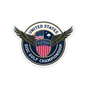 USDGC Seal Sticker