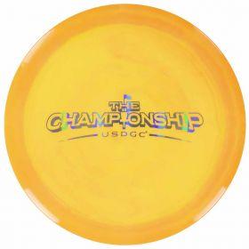 "USDGC ""The Championship"" Transitional Star Corvette"