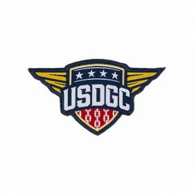 USDGC Wings Patch