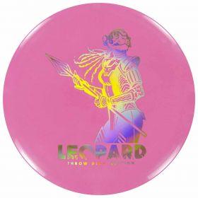 XXL Pro Leopard Throw Pink Edition