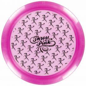 XXL Throw Pink Luster Champion Destroyer