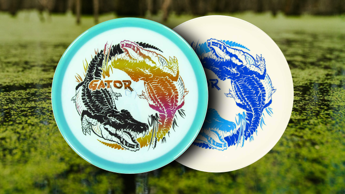 disc golf gator mid range which overstable utility pick