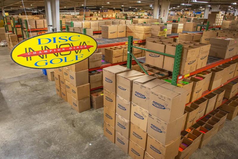 Innova warehouse